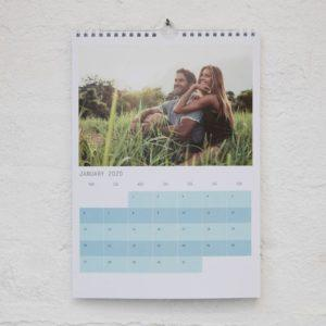 calendar personal la comanda brand propriu promovare